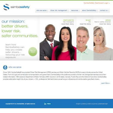 SambaSafety-webdesign-by-Ardent
